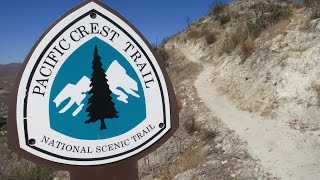 The Pacific Crest Trail in 3 Minutes