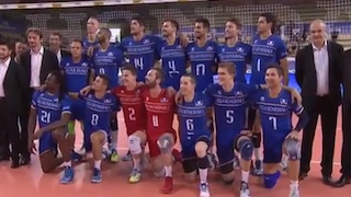 Remi Gaillard Pranks Volleyball Team