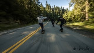 Longboarding in British Columbia