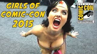 The Girls of Comic-Con 2015