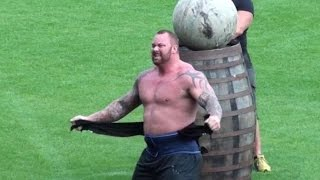 Europe's Strongest Man 2015