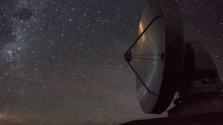 Southern Skies Above La Silla