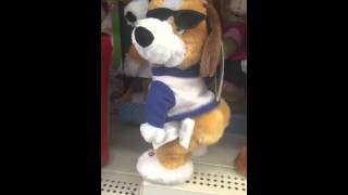 Twerking Toy Dog