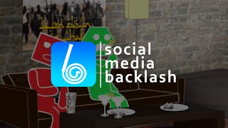 Social Media Backlash App
