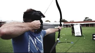 Combat Archery with Surprises!