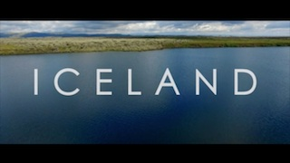 Drone Footage of Iceland