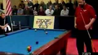 Amazing Billiard Shot