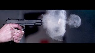 Pistol Shot at 73,000 FPS