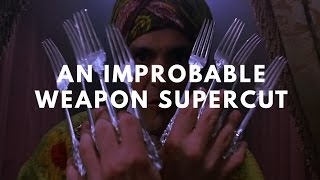 Unlikely Weapons Supercut