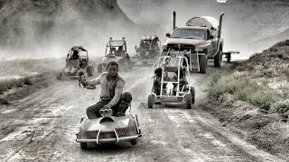 Mad Max GoKart Paintball War