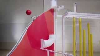 The 3M Rube Goldberg Machine