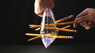 10 Science Tricks Using Liquid