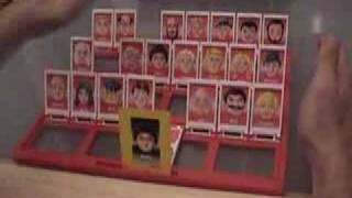 How to win Guess Who?...in one move
