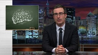 John Oliver: Back To School