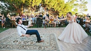 Bride Makes Him Levitate