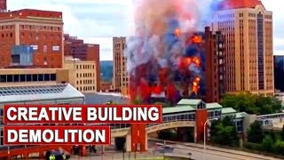 Creative Building Demolition