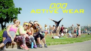 Women in ACTIVEWEAR