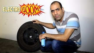How to Repair a Flat Tyre