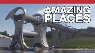 The Amazing Boat Lift